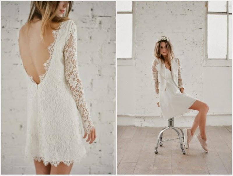 Rime Arodaky Wedding Dresses Vestidos De Novia Cortos