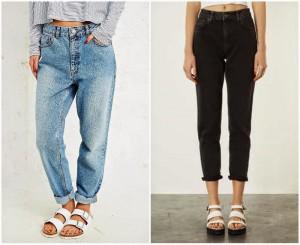 Tendencias Mom Ugly Jeans Outfits Verano Primavera Looks Shoes MVzpUqS