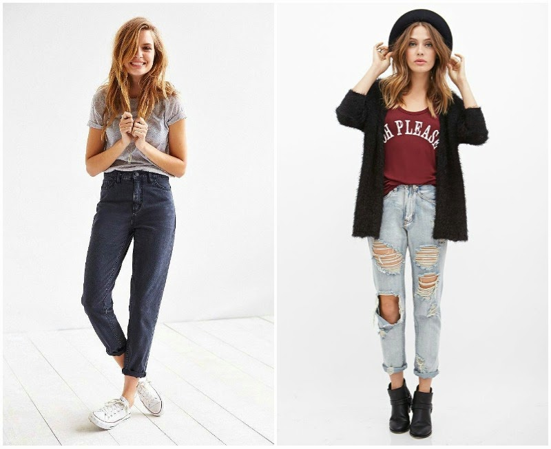 CHIC TENDENCIAS MOM JEANS - Piensa en Chic