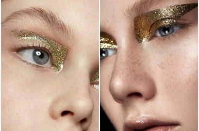 Gold-eyeliner-graphic-eyes-makeup-delineado-grafico-dorado-maquillaje-para-fiesta-party-makeup-trendy-eyeliner-tendencias-maquillaje-de-ojos-PiensaenChic-Piensa-en-Chic