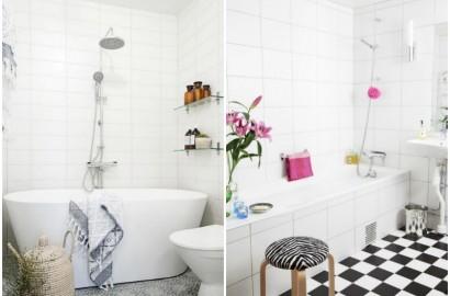 Suelos-blanco-y-negro-decoracion-nordica-banos-escandinavos-Homify-blog-de-moda-diseno-minimalista-PiensaenChic-Piensa-en-Chic