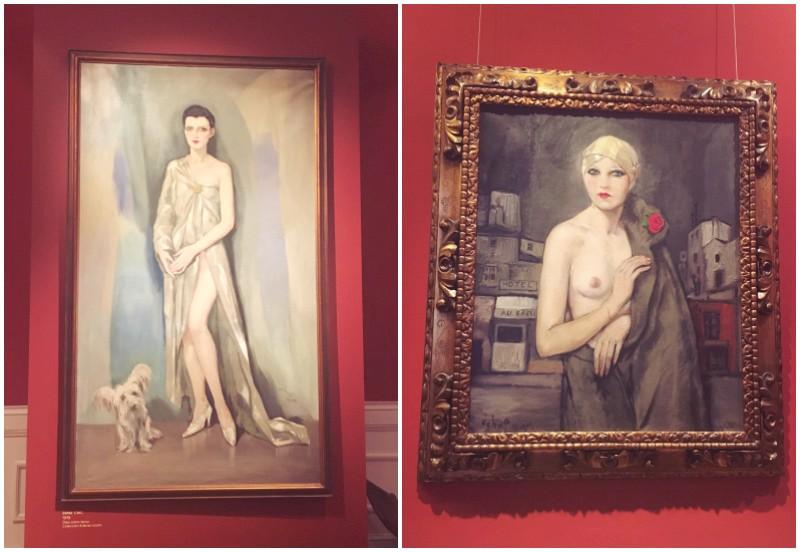 Dama-Chic-Fundacion-Pintor-Enrique-Ochoa-Exposicion-Museo-Cerralbo-madrid-arte-de-moda-PiensaenChic-Piensa-en-Chic