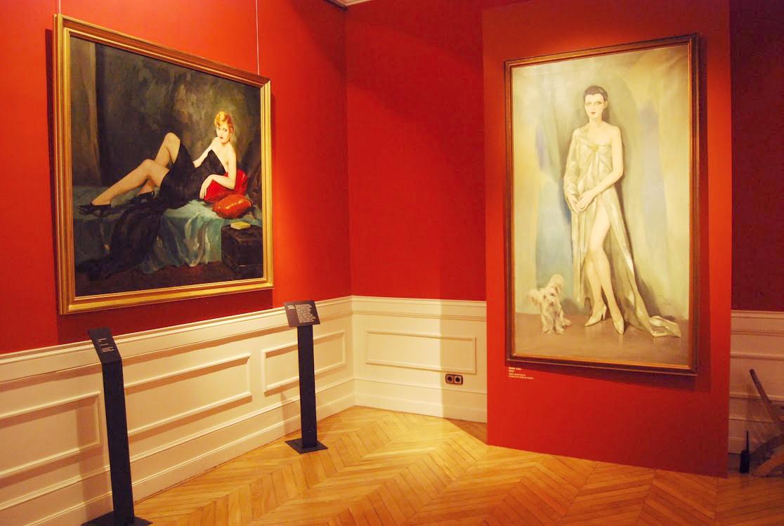 Museo-Cerralbo-Madrid-ChicAdicta-Blog-de-moda-Chic-Adicta-Fundacion-Pintor-Enrique-Ochoa-mujeres-del-siglo-XX-PiensaenChic-Piensa-en-Chic
