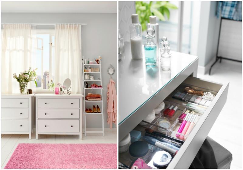 Ideas para organizar tu habitaci n piensa en chic - Comodas para habitacion ...