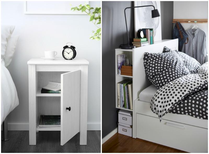 Ideas para organizar tu habitaci n piensa en chic - Organizar bolsos ikea ...