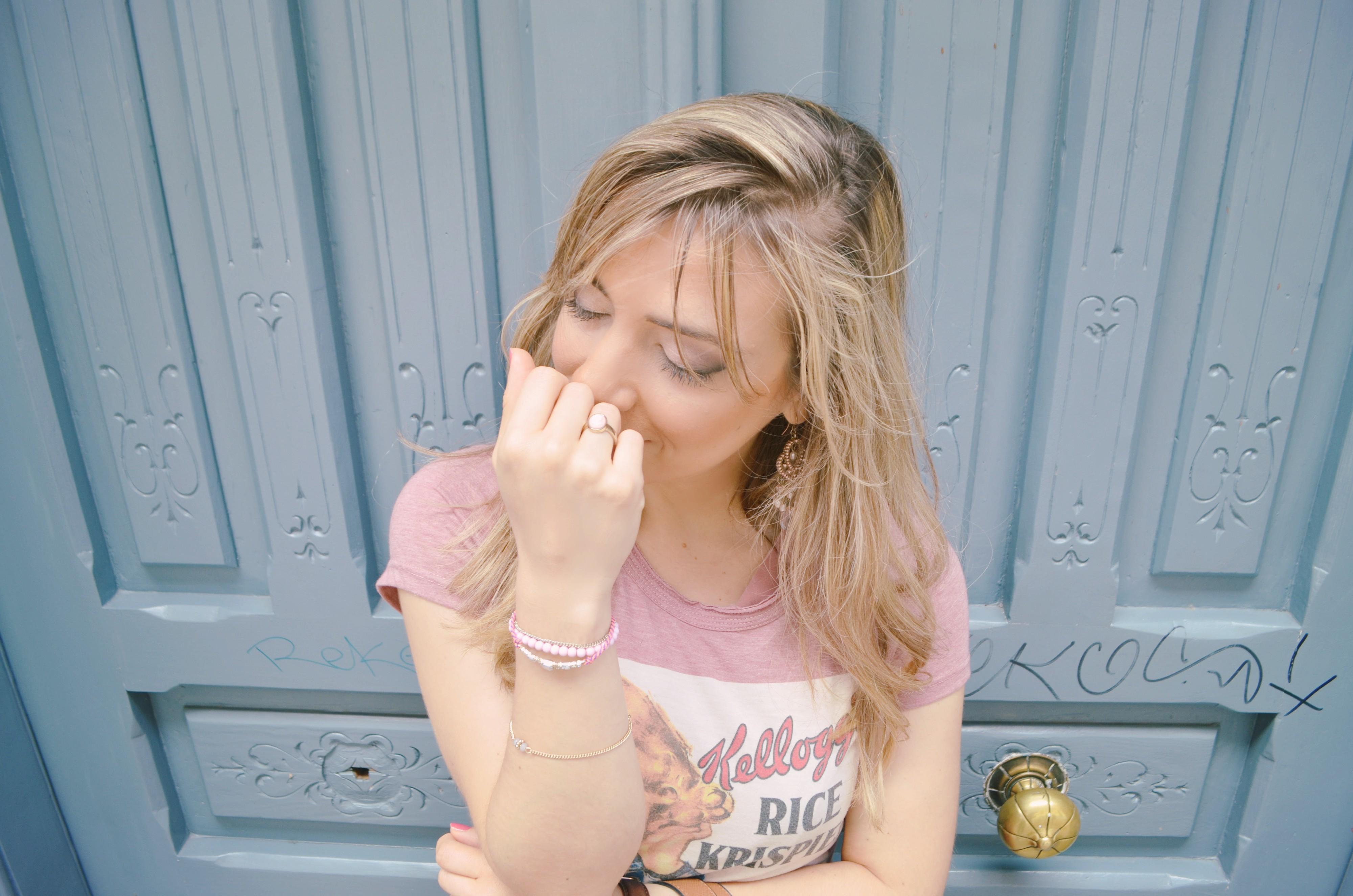 ChicAdicta-Chic-Adicta-fashionista-blog-de-moda-vintage-style-Rose-Quartz-look-outfit-de-verano-pink-accessories-PiensaenChic-Piensa-en-Chic