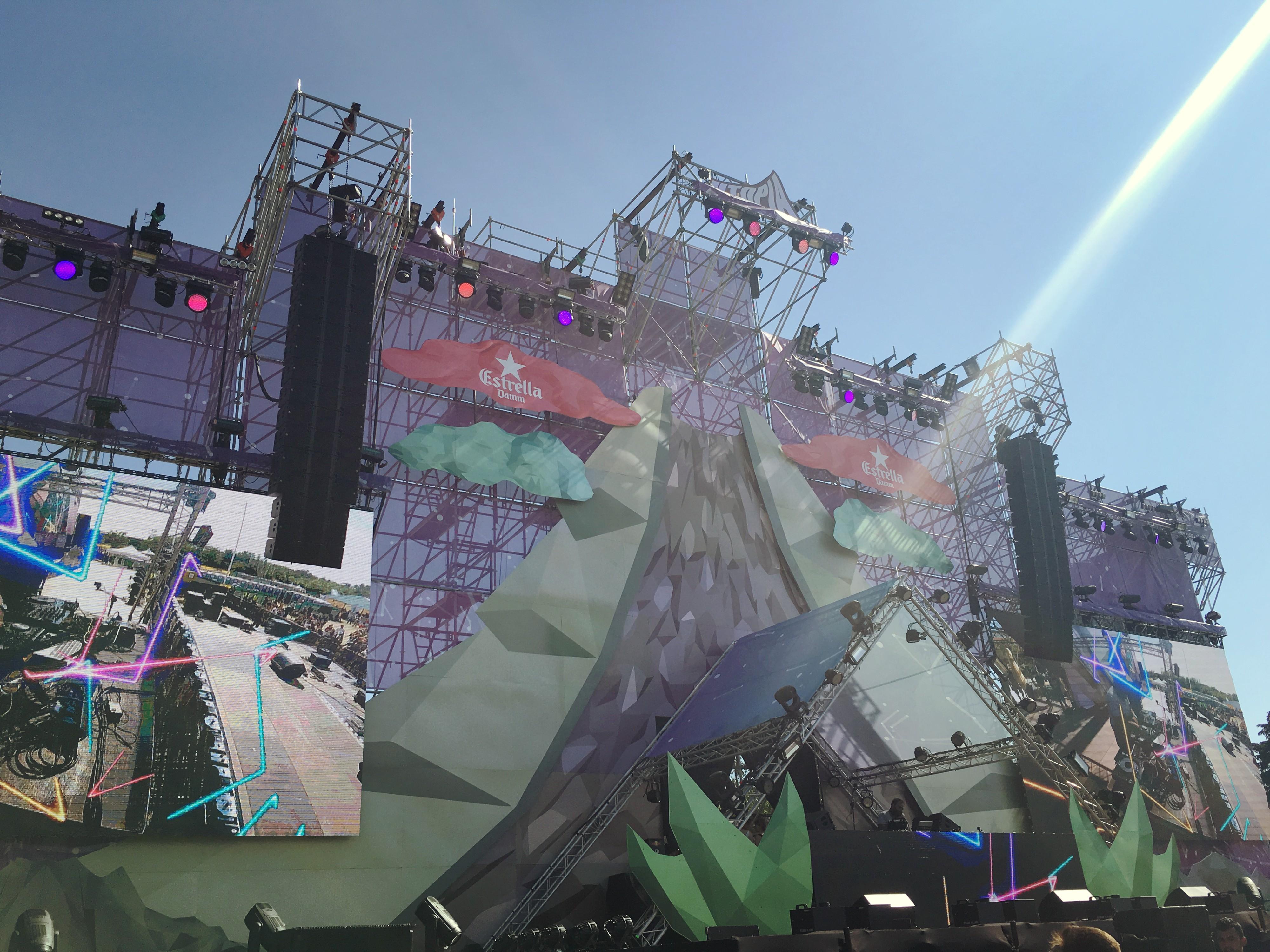Festival utop a madrid piensa en chic - Utopia madrid ...