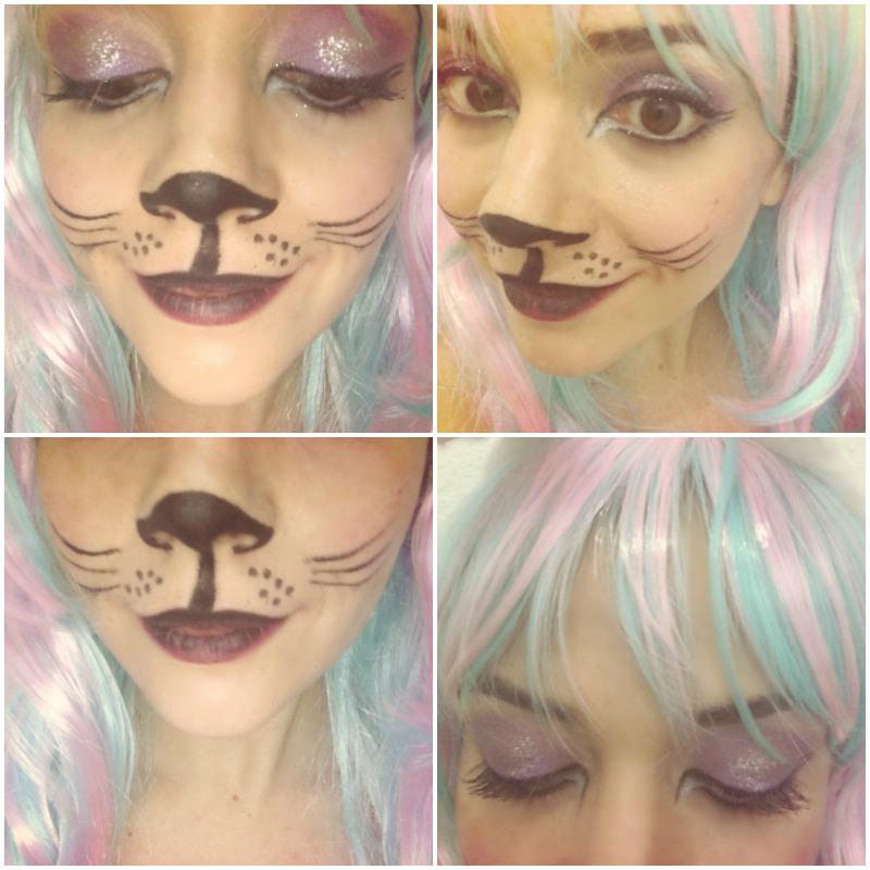 blog-de-moda-maquillaje-de-conejita-para-halloween-cabello-de-arcoiris-nyxcosmetics-espana-regina-capdevila-maquilladora-profesional-chicadicta-piensaenchic-piensa-en-chic