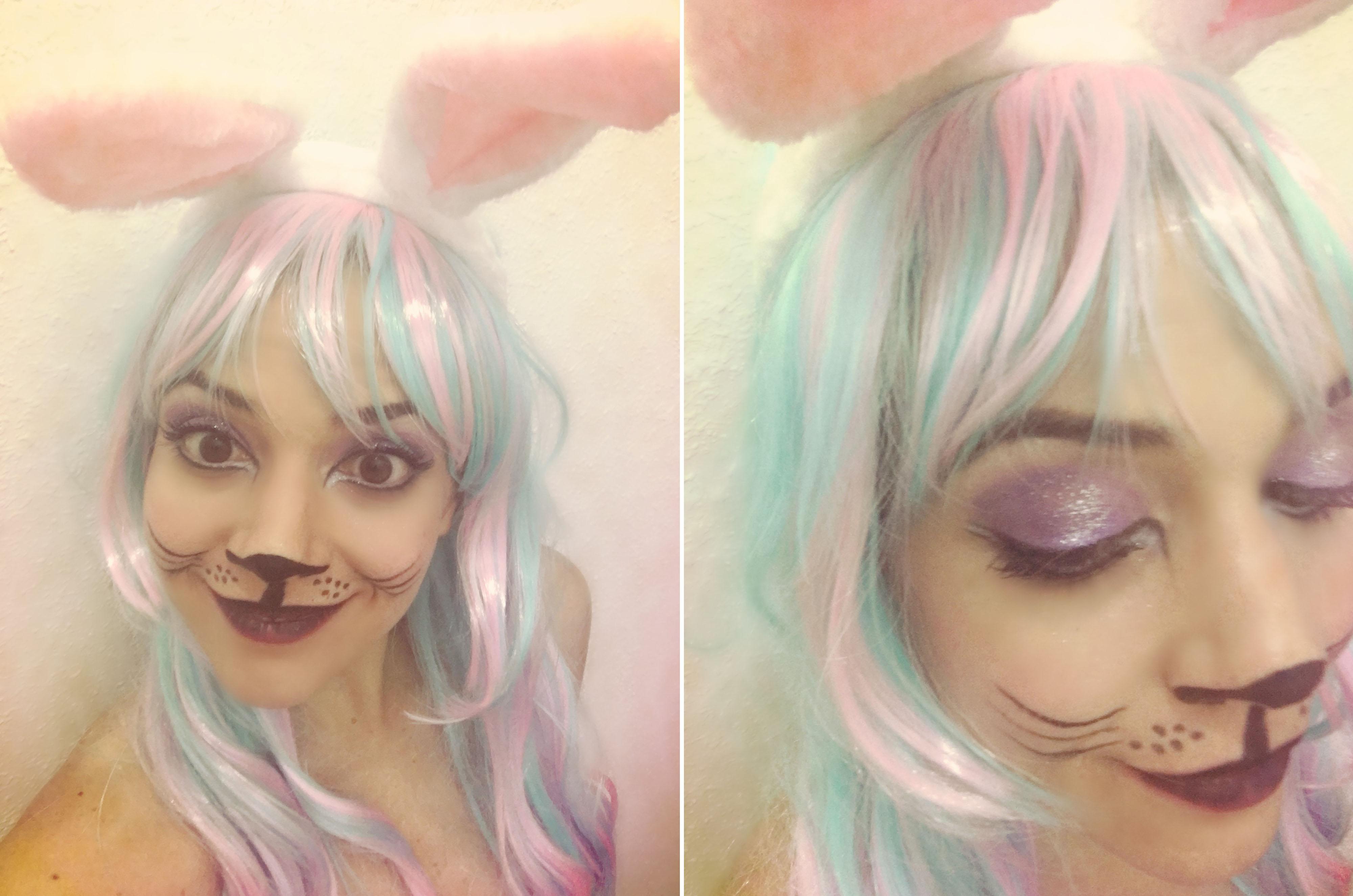 chicadicta-blog-de-moda-chic-adicta-fashionista-regina-capdevila-maquilladora-profesional-maquillaje-de-conejita-halloween-nyx-piensaenchic-piensa-en-chic