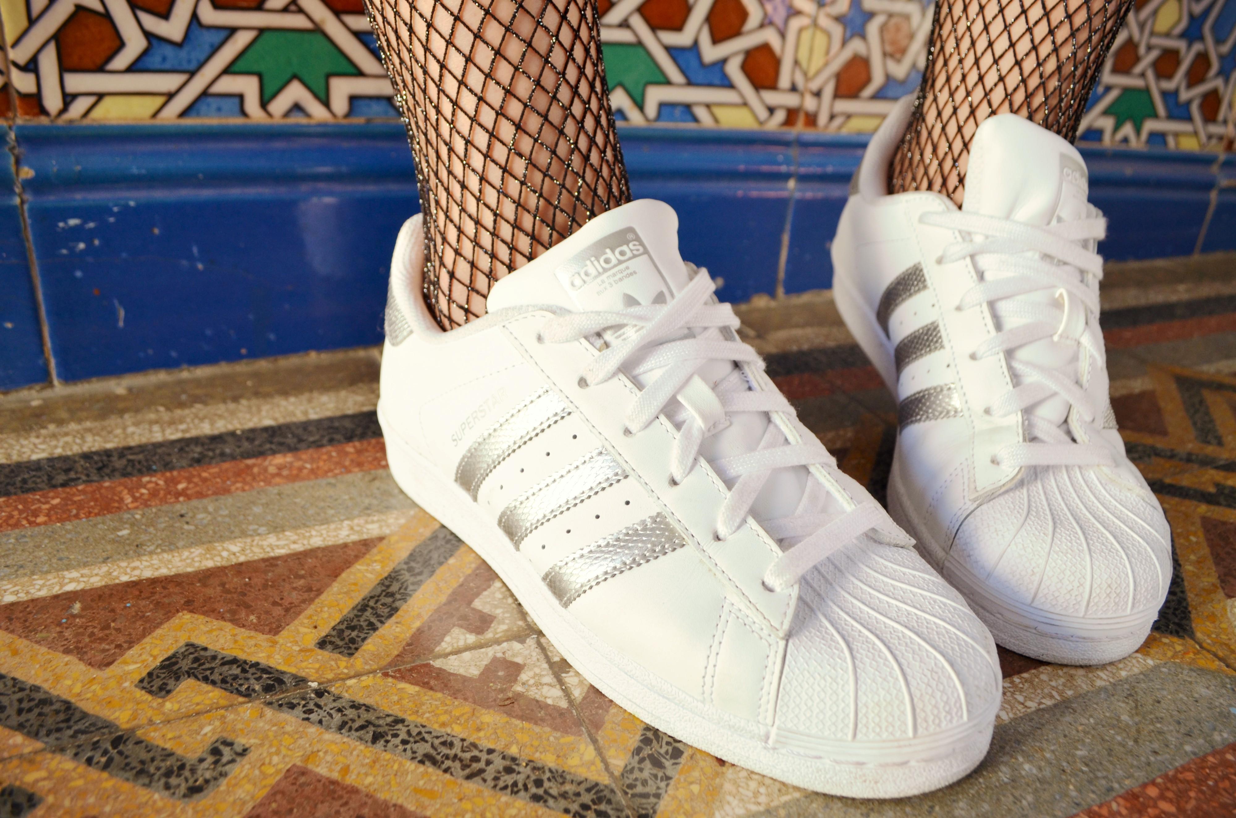 De Moda Look Adidas Superstar Fashionista Blog W2IYEH9D