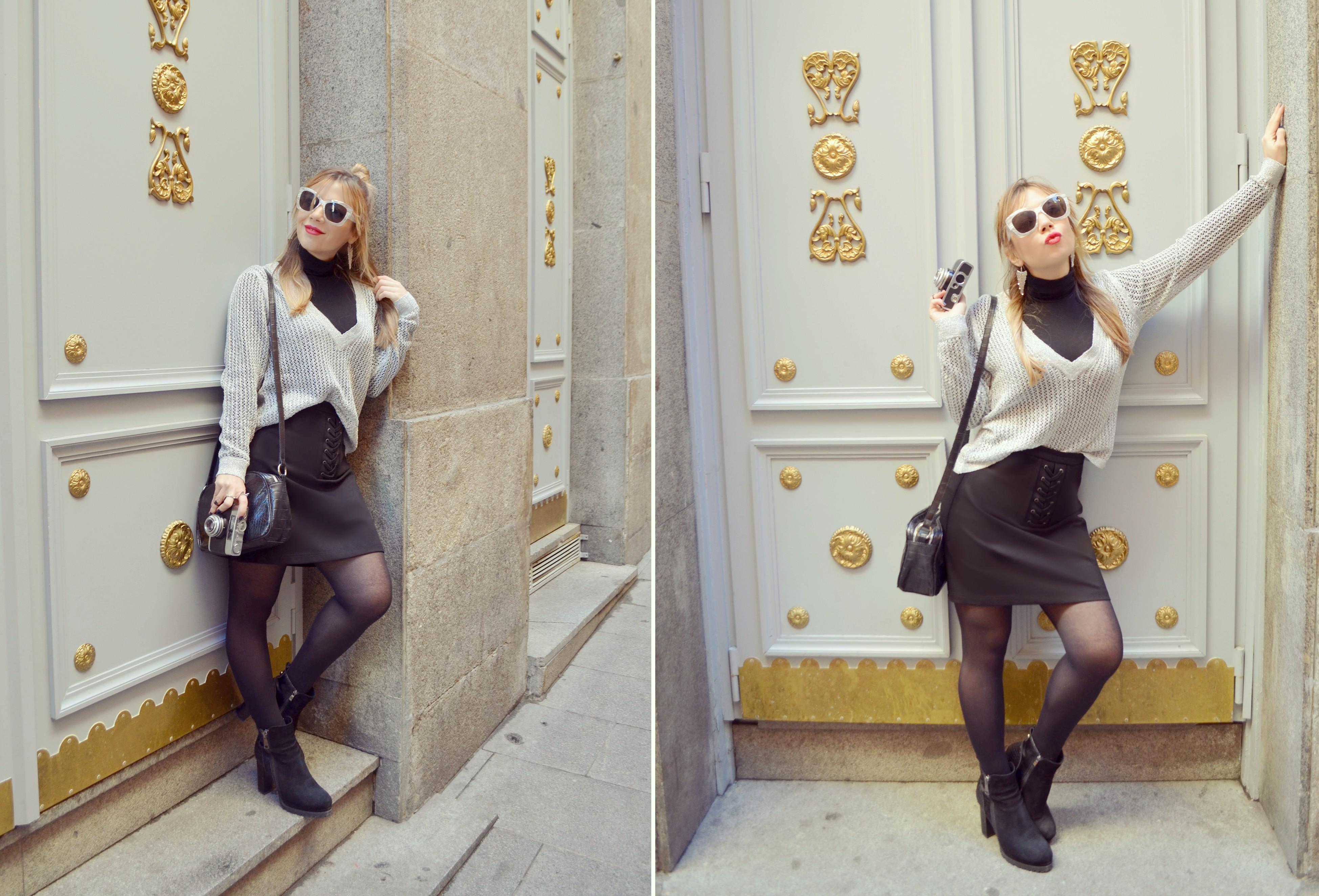 ChicAdicta-blog-de-moda-fashionista-Amichi-Chic-Adicta-Alma-en-pena-shoes-look-para-la-ofi-black-booties-PiensaenChic-Piensa-en-Chic