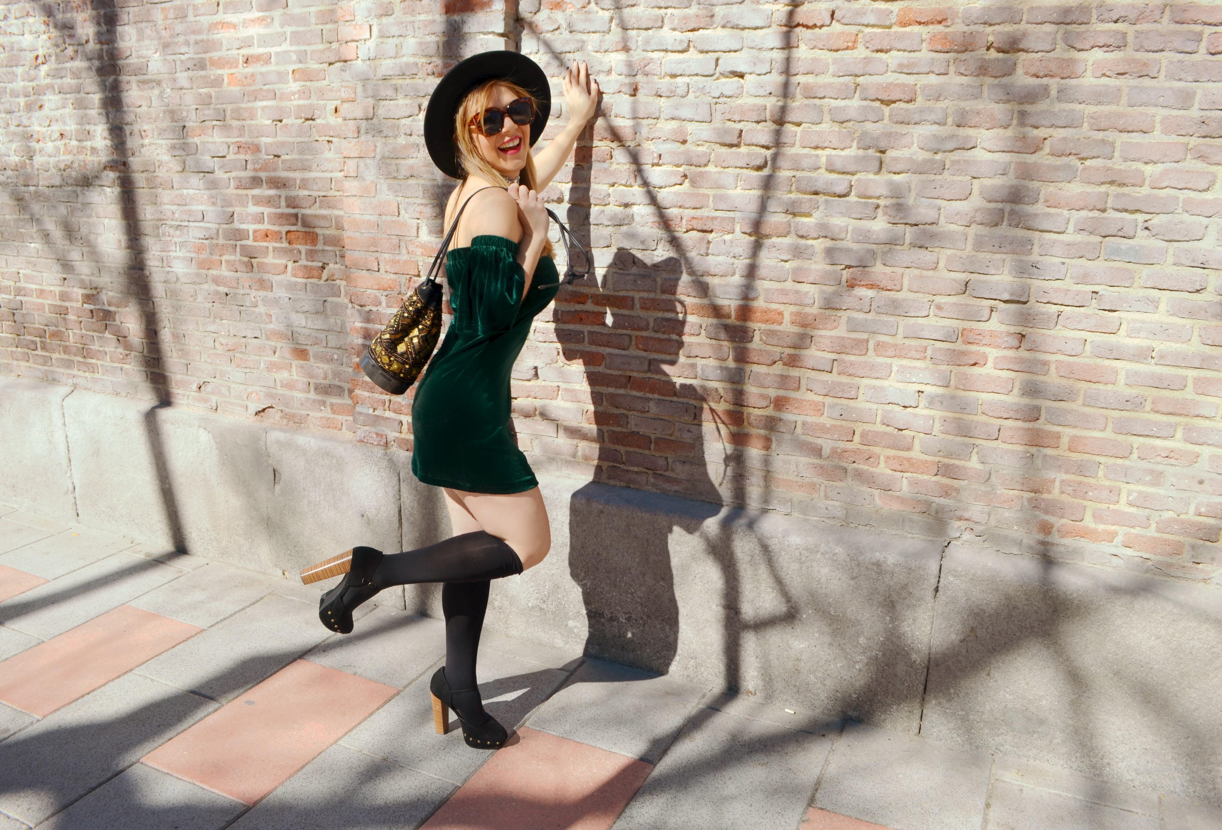 Madrid-fashion-style-blog-de-moda-ChicAdicta-Shein-look-Chic-Adicta-boho-outfit-vestido-verde-de-primavera-PiensaenChic-Piensa-en-Chic