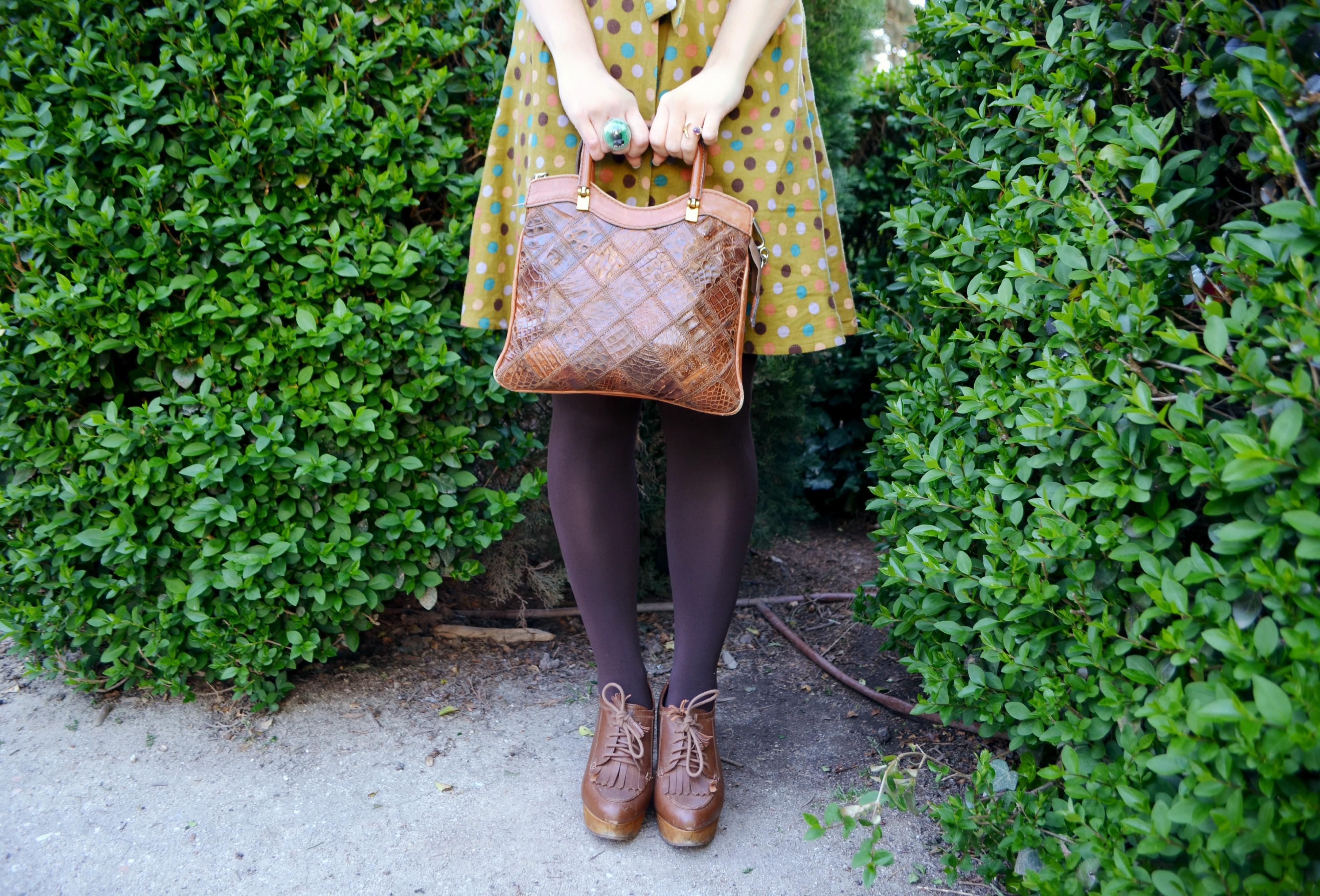 Vestido-de-lunares-look-de-primavera-ChicAdicta-fashionista-Chic-Adicta-blog-de-moda-polkadot-dress-look-vintage-PiensaenChic-Piensa-en-Chic