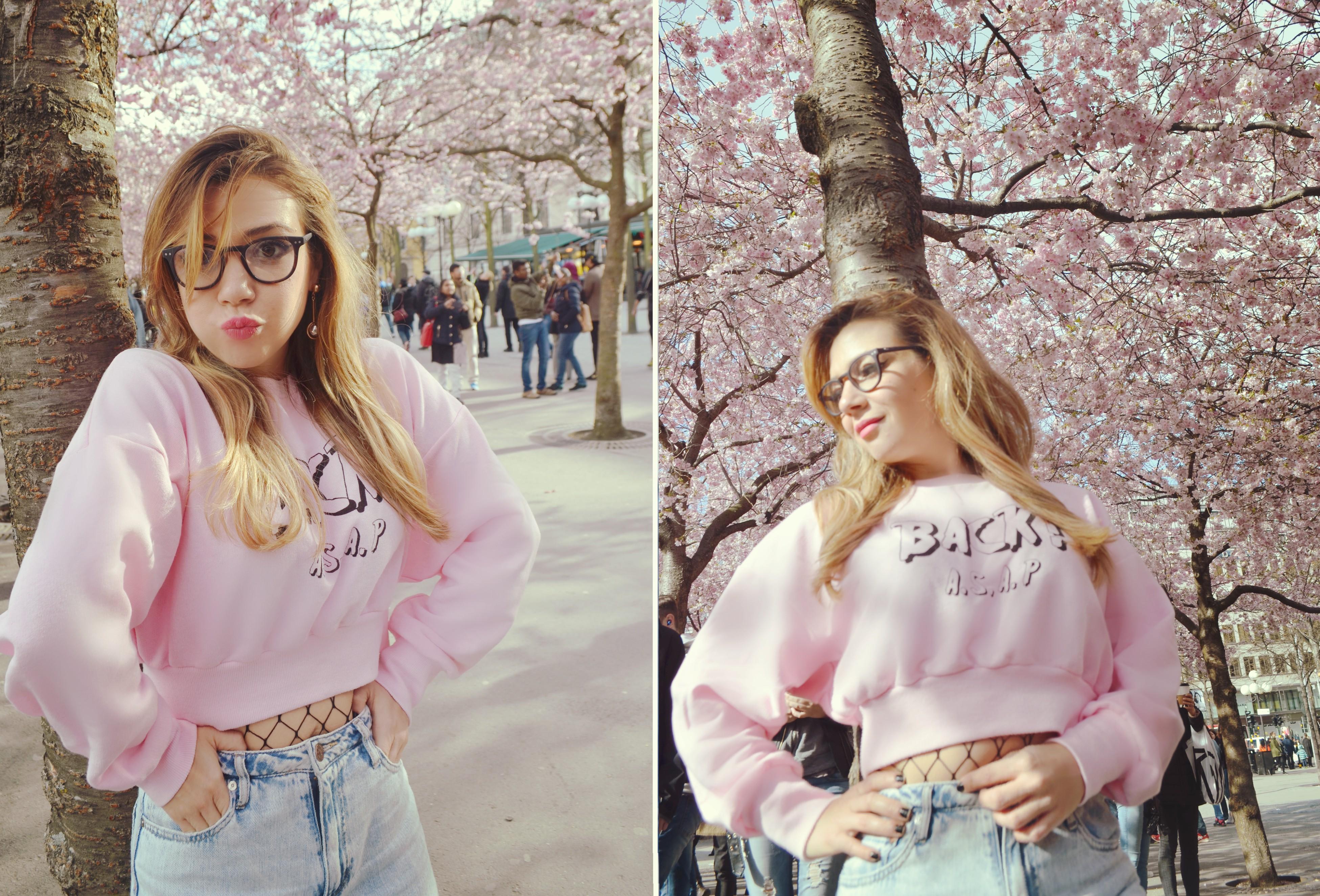 Fashionista-90s-look-ChicAdicta-influencer-medias-de-rejilla-zara-style-Chic-Adicta-que-ver-en-estocolmo-PiensaenChic-Piensa-en-Chic