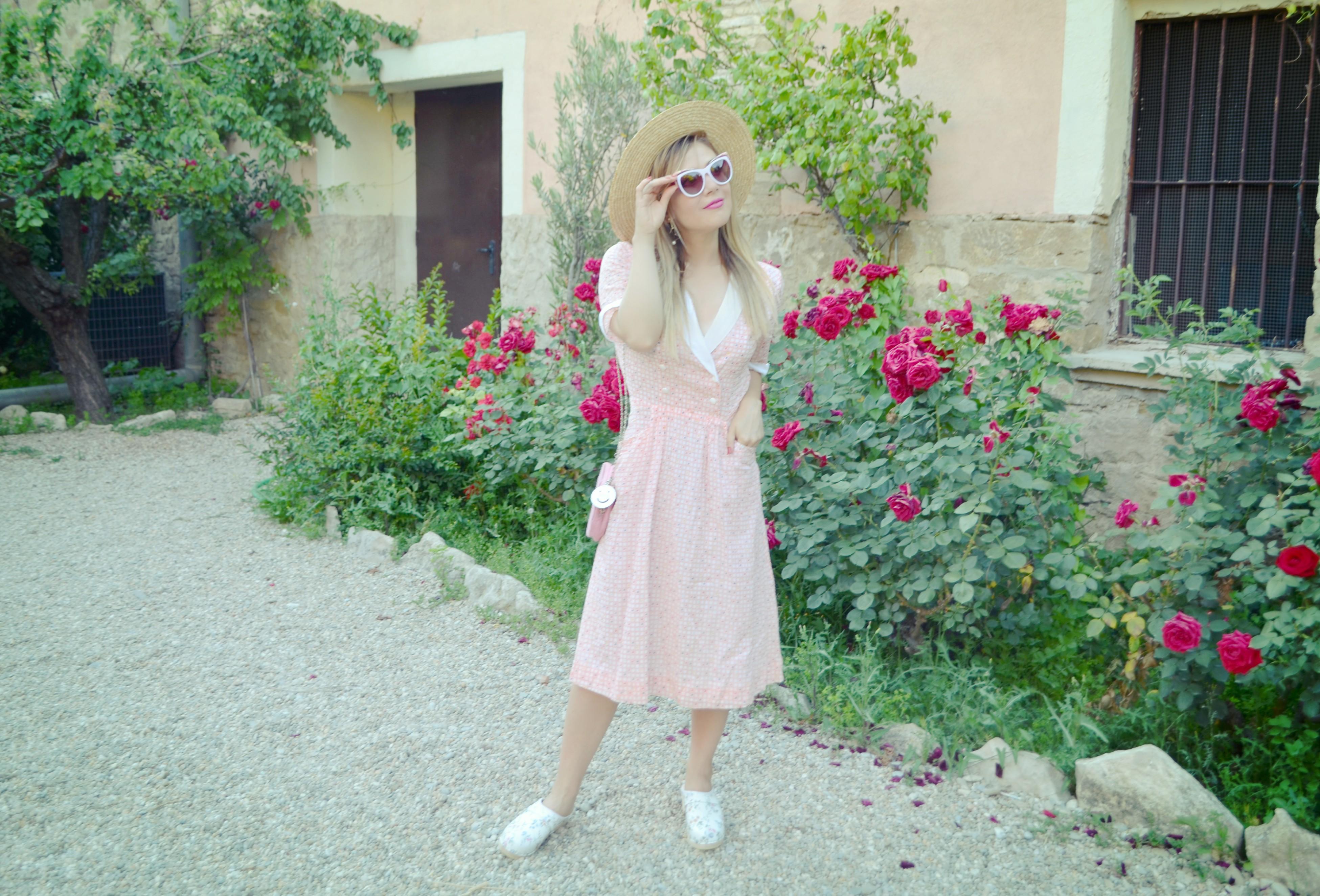 Vintage-dress-fancy-style-blog-de-moda-ChicAdicta-fashionista-Chic-Adicta-agatharuizdelaprada-sunglasses-Piensa-en-Chic-PiensaenChic
