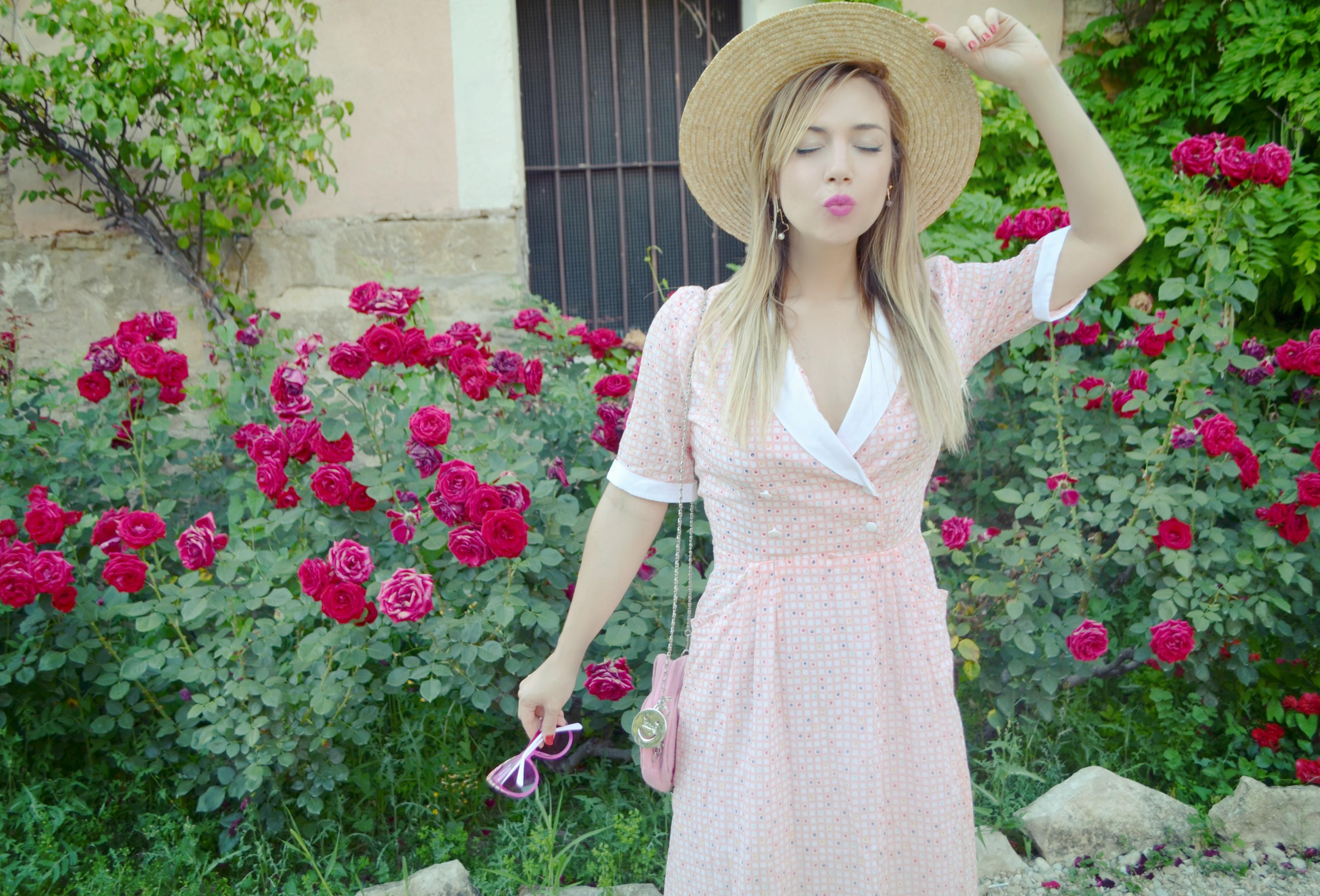 look-retro-picnic-style-blog-de-moda-ChicAdicta-fashionista-Chic-Adicta-viaje-florette-influencers-PiensaenChic-Piensa-en-Chic