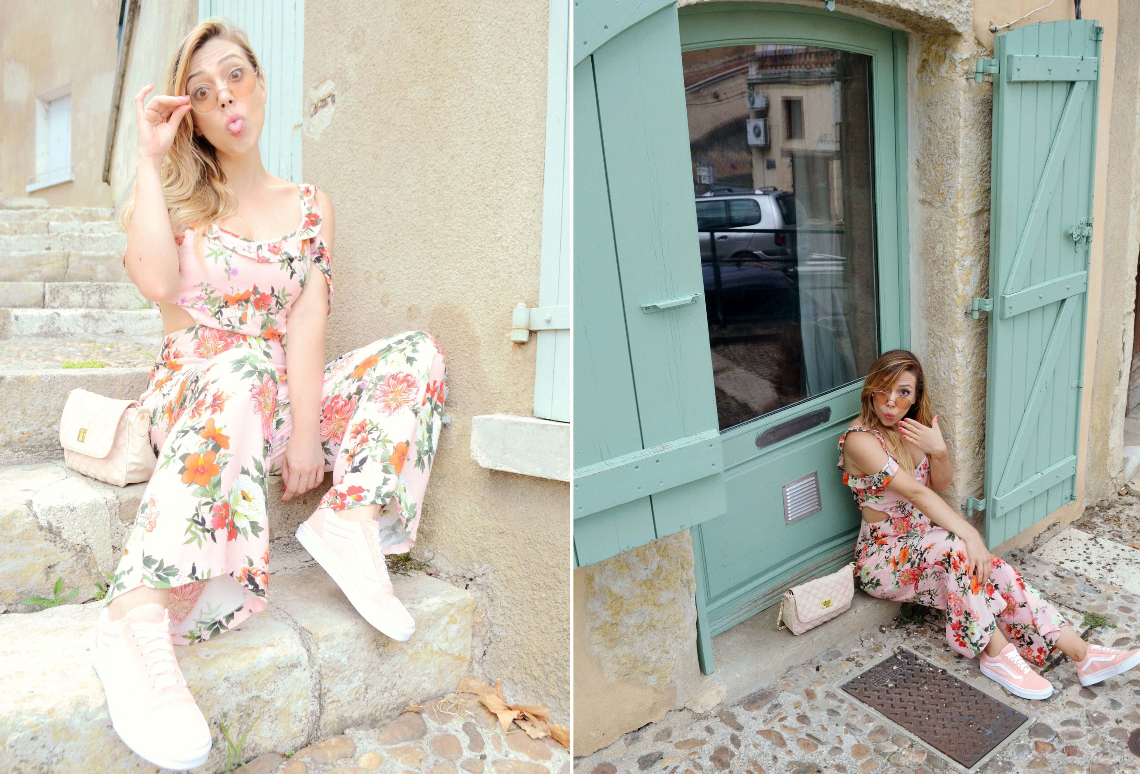 ChicAdicta-blog-de-moda-ChicAdicta-fashionista-mono-de-flores-influencer-jdsports-Vans-pastel-flowers-outfit-PiensaenChic-Piensa-en-Chic