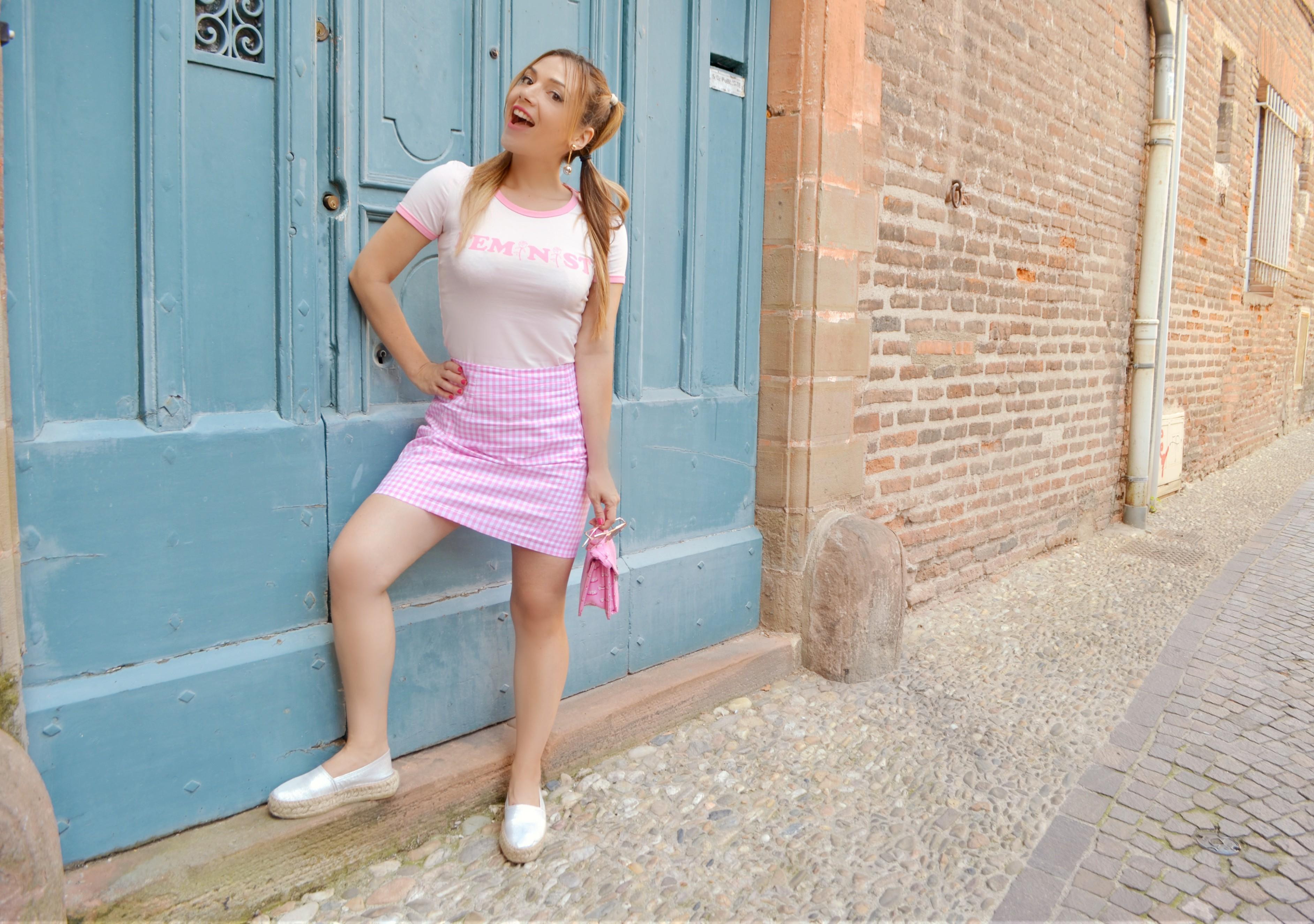 Pink-style-ChicAdicta-blog-de-moda-Chic-Adicta-cute-look-Albi-Francia-busonier-alpargatas-verono-outfit-PiensaenChic-Piensa-en-Chic