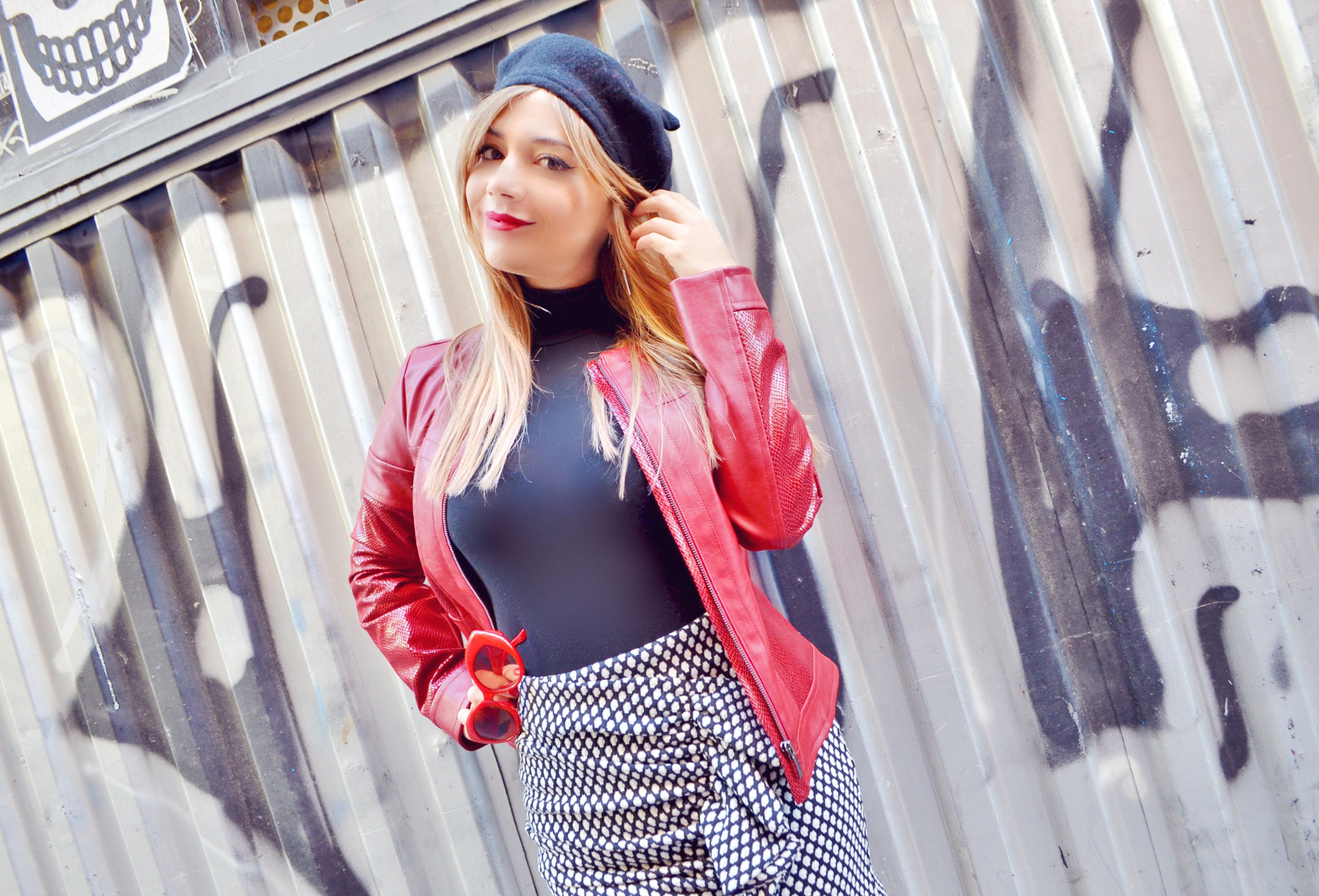 Blog-de-moda-fashionista-ChicAdicta-influencer-Chic-Adicta-Madrid-street-style-chupa-roja-arggido-PiensaenChic-Piensa-en-Chic