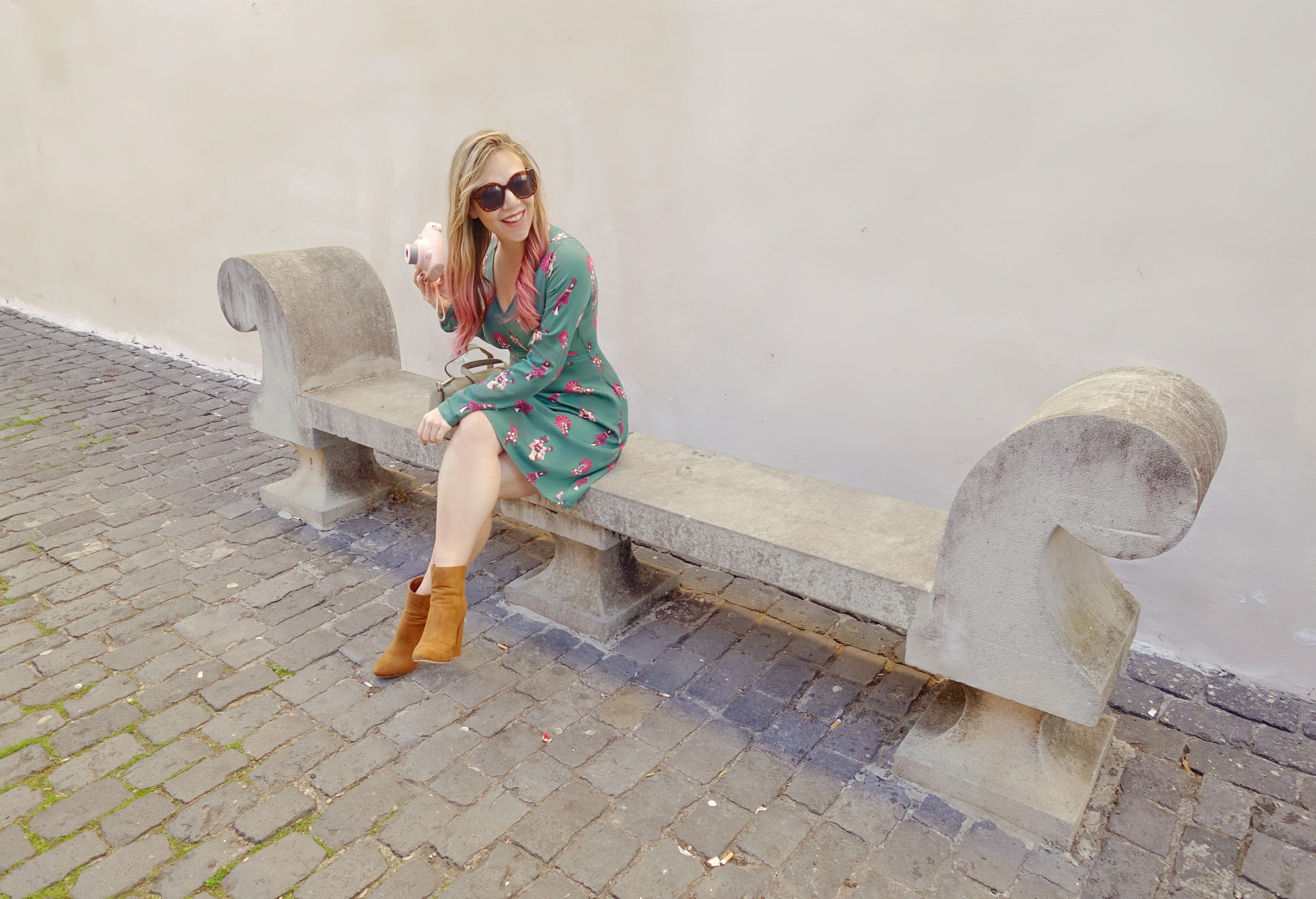 Fashionista-blog-de-moda-vestidos-surkana-ChicAdicta-influencer-Chic-Adicta-vestido-verde-estampado-hippie-PiensaenChic-Piensa-en-Chic