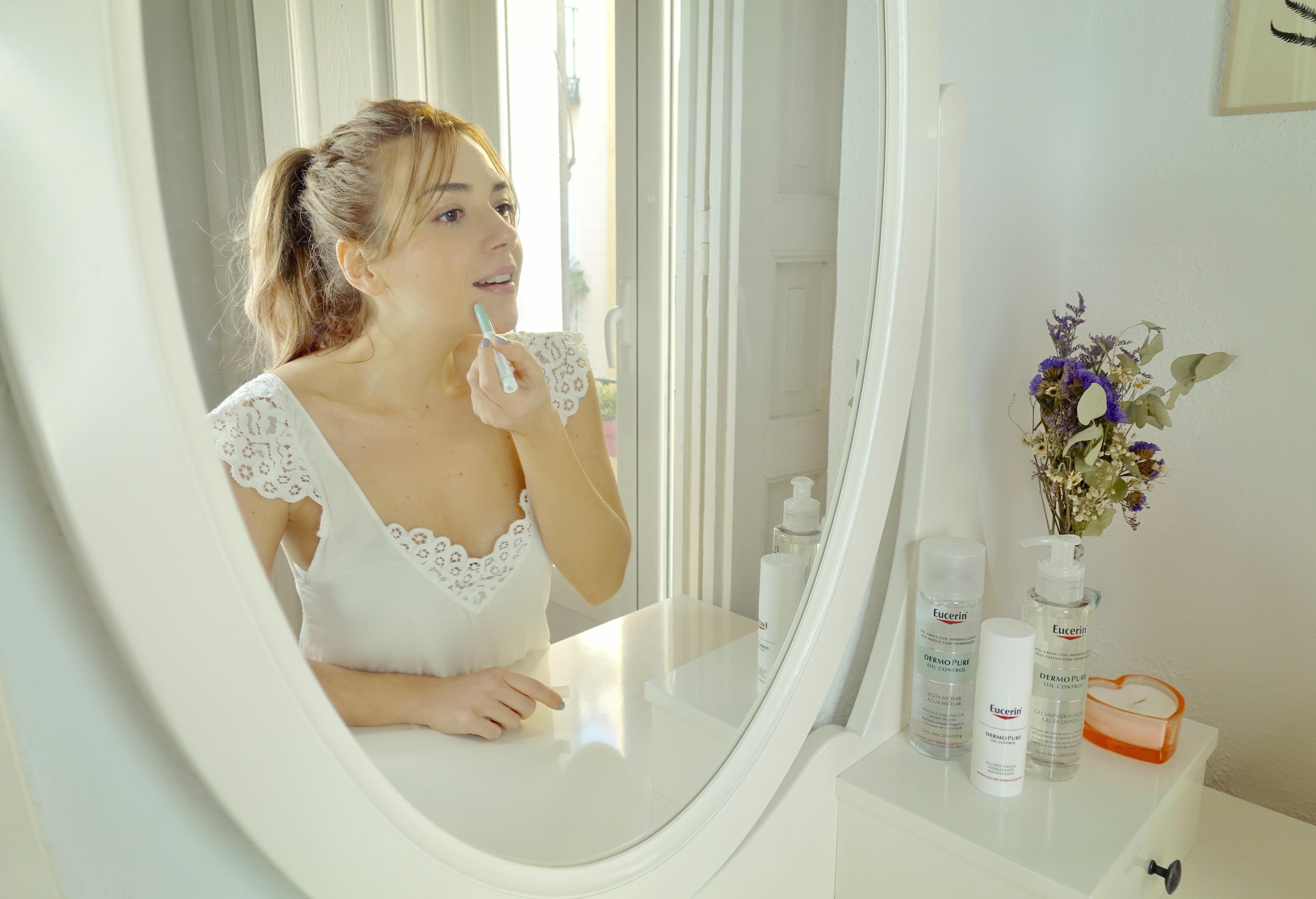 ChicAdicta-blog-de-moda-fashionista-influencer-Madrid-dermopure-eucerin-tratamiento-para-el-acne-PiensaenChic-Piensa-en-Chic