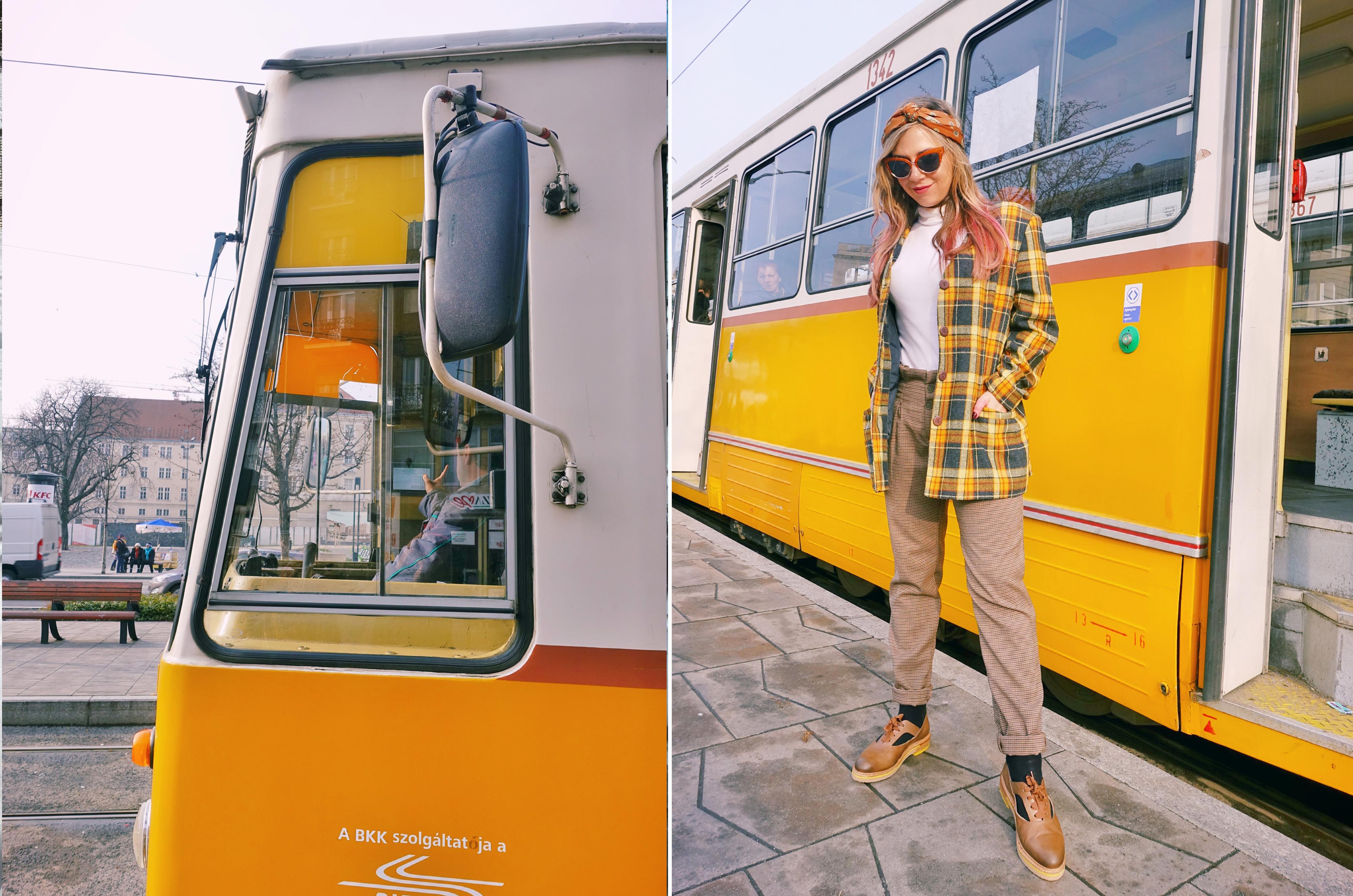 Fashionista-blazer-de-cuadros-ChicAdicta-blog-de-moda-Chic-Adicta-influencer-oxford-shoes-Budapest-street-style-PiensaenChic-Piensa-en-Chic