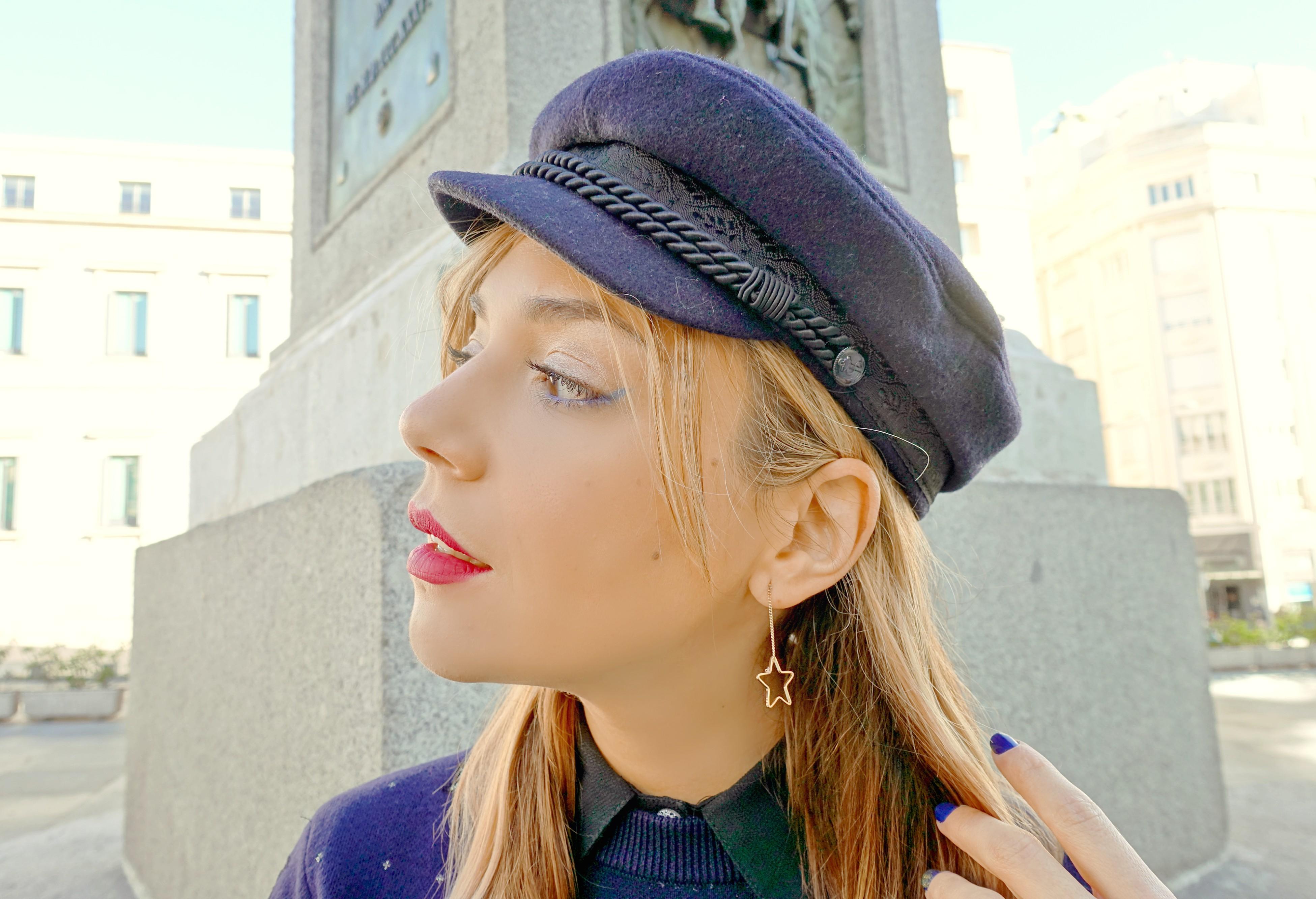 Pendientes-de-estrellas-bijou-brigitte-blog-de-moda-ChicAdicta-influencer-Madrid-Chic-Adicta-pretty-blogger-PiensaenChic-Piensa-en-Chic