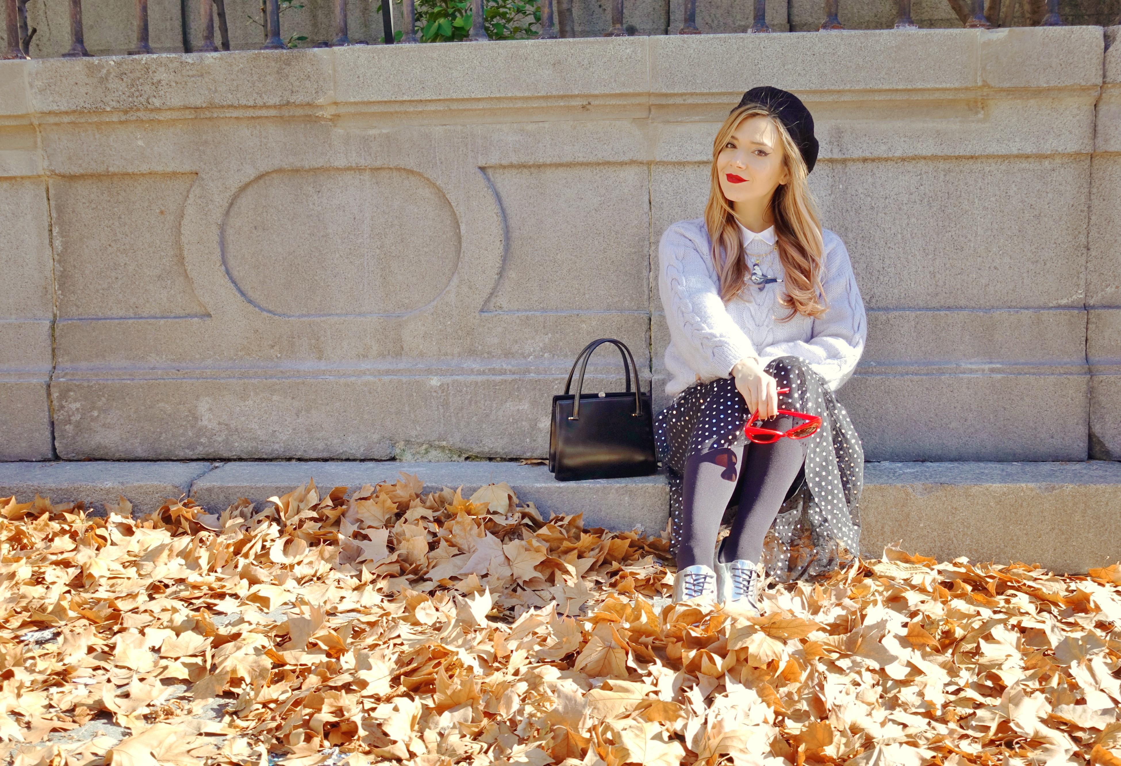 Vintage-look-blog-de-moda-accesorios-laliblue-ChicAdicta-influencer-fashionista-Chic-Adicta-boina-outfit-PiensaenChic-Piensa-en-Chic