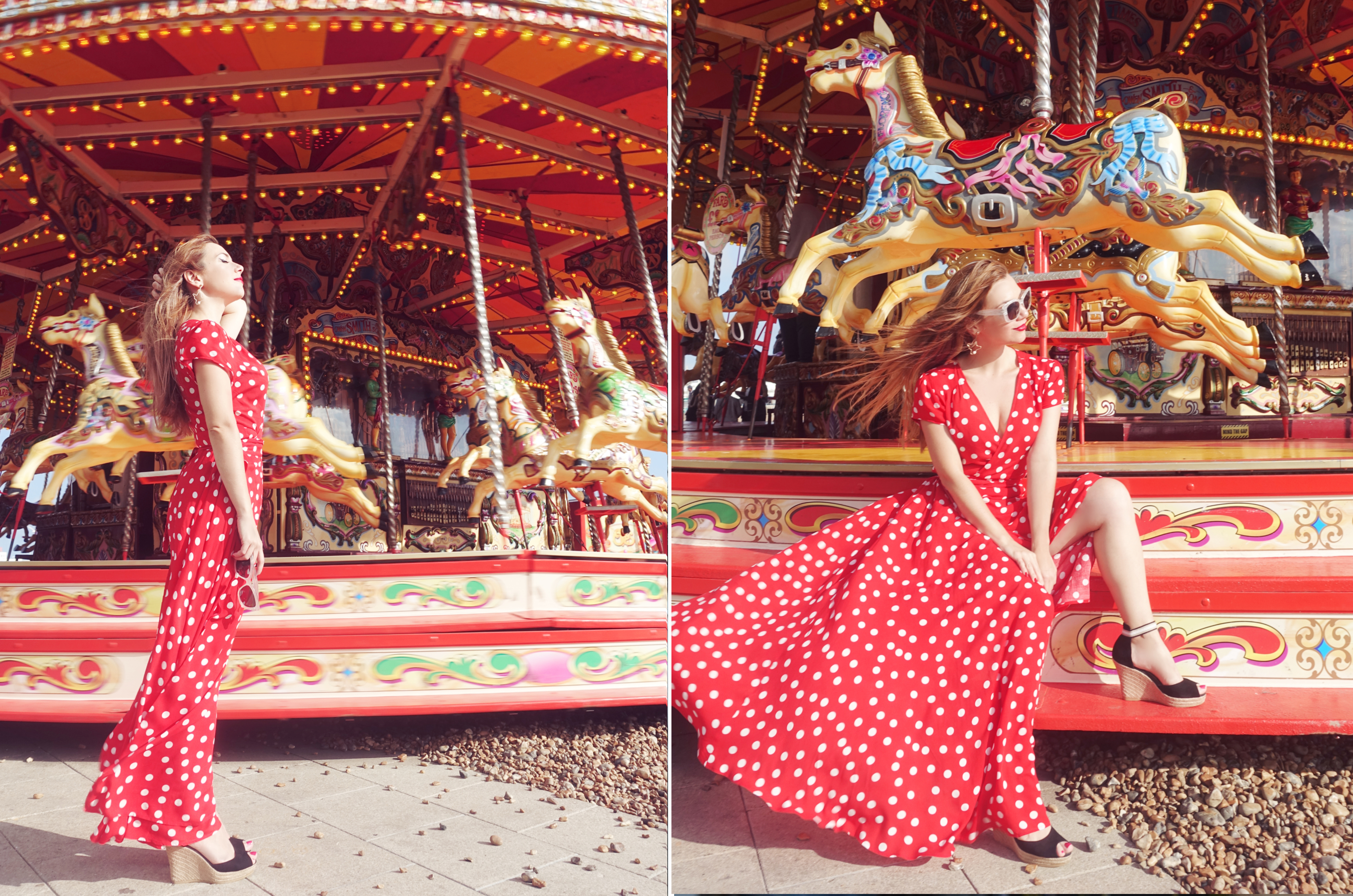 Carrousel-Brighton-blog-de-moda-Chicadicta-influencer-floryday-look-Piensa-en-Chic-polkadot-Chicadicta-Piensaenchic-fashion-travel