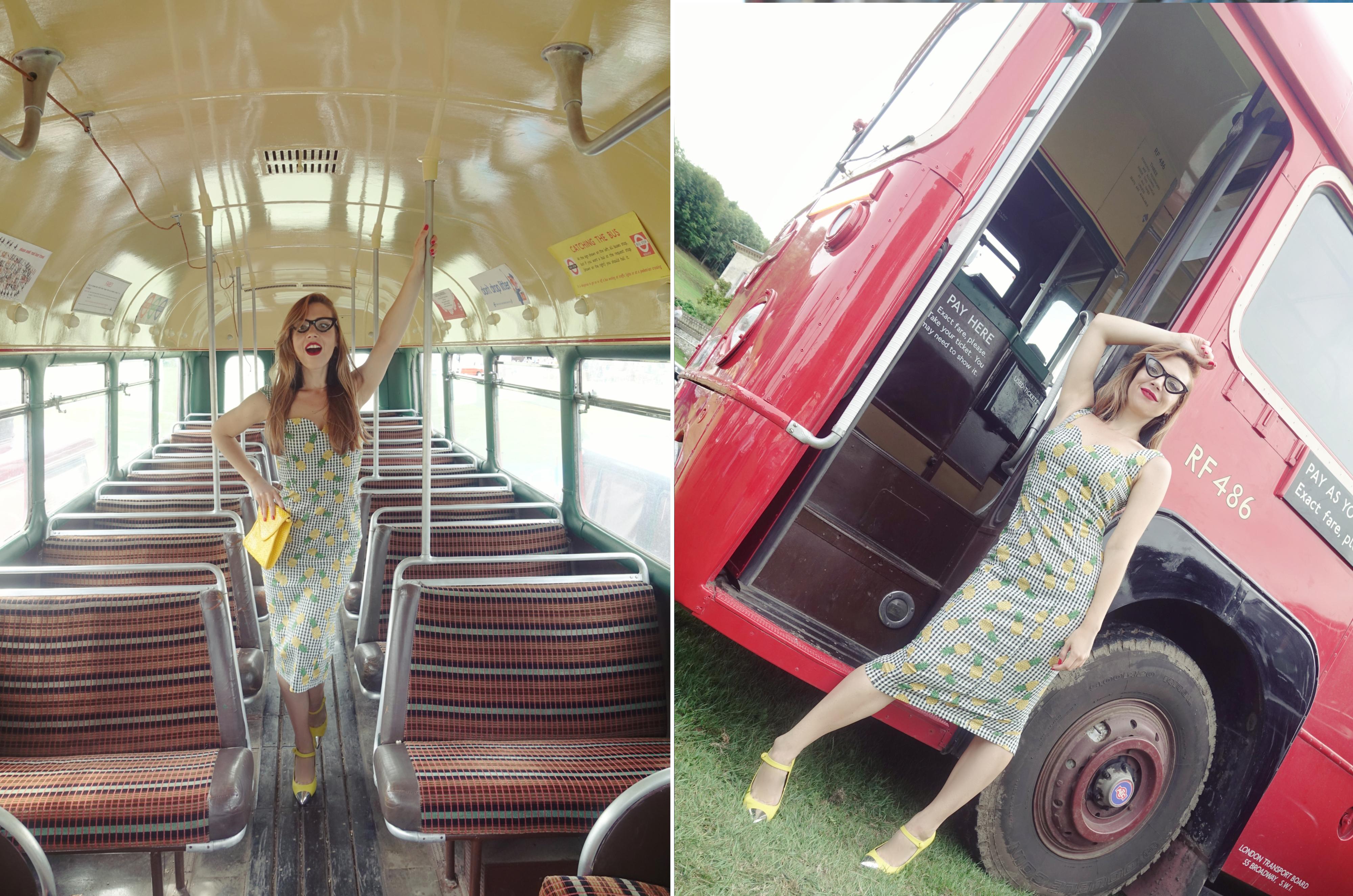 London-bus-look-retro-collectif-influencer-Chicadicta-blog-de-moda-PiensaenChic-travel-fashion-chic-adicta-Piensa-en-chic