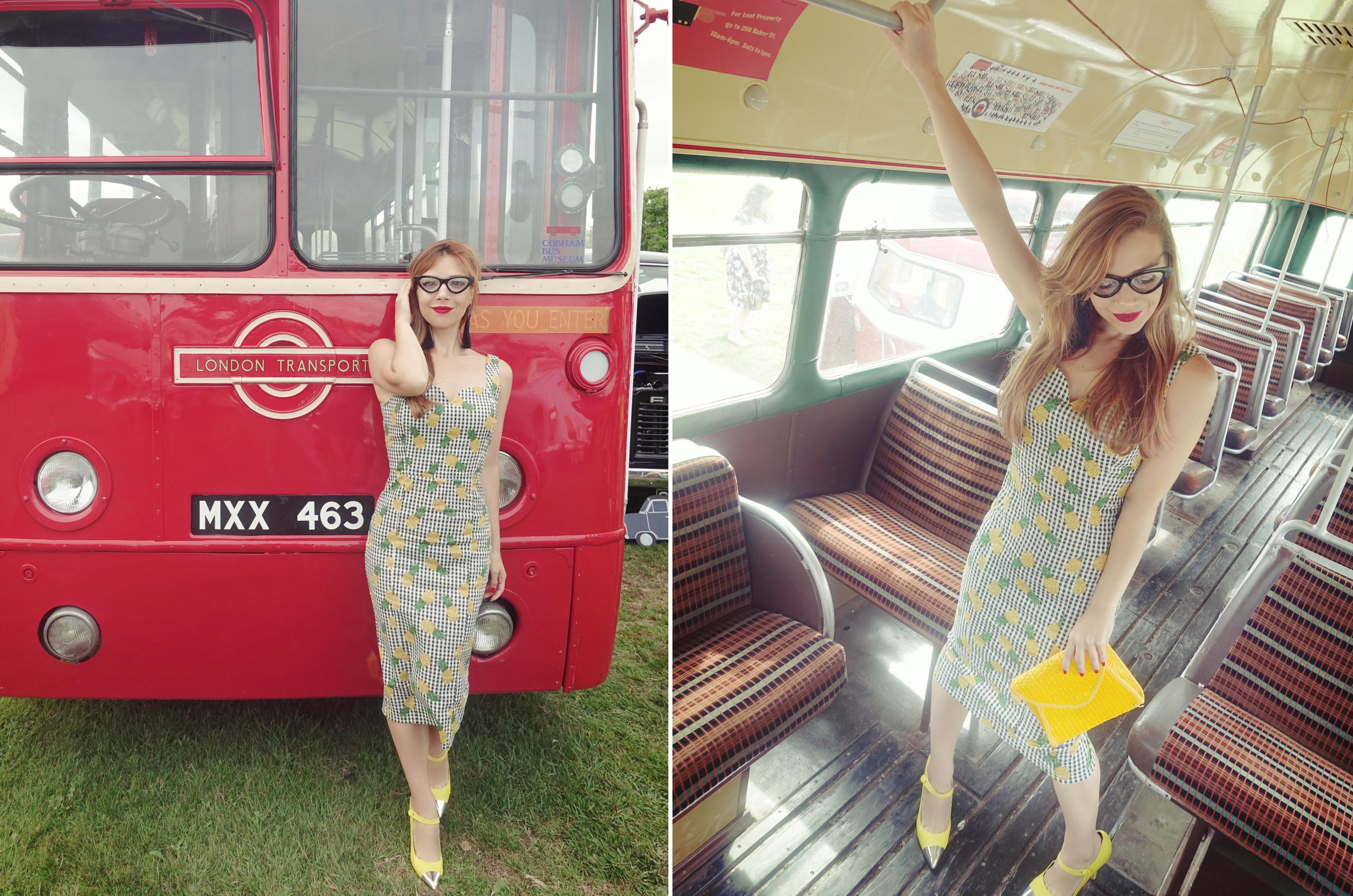 London-to-brighton-collectif-dresses-PiensaenChic-influencer-blog-de-moda-Chicadicta-vestidos-de-pinas-Chic-adicta-Piensa-en-Chic-yellow-outfit
