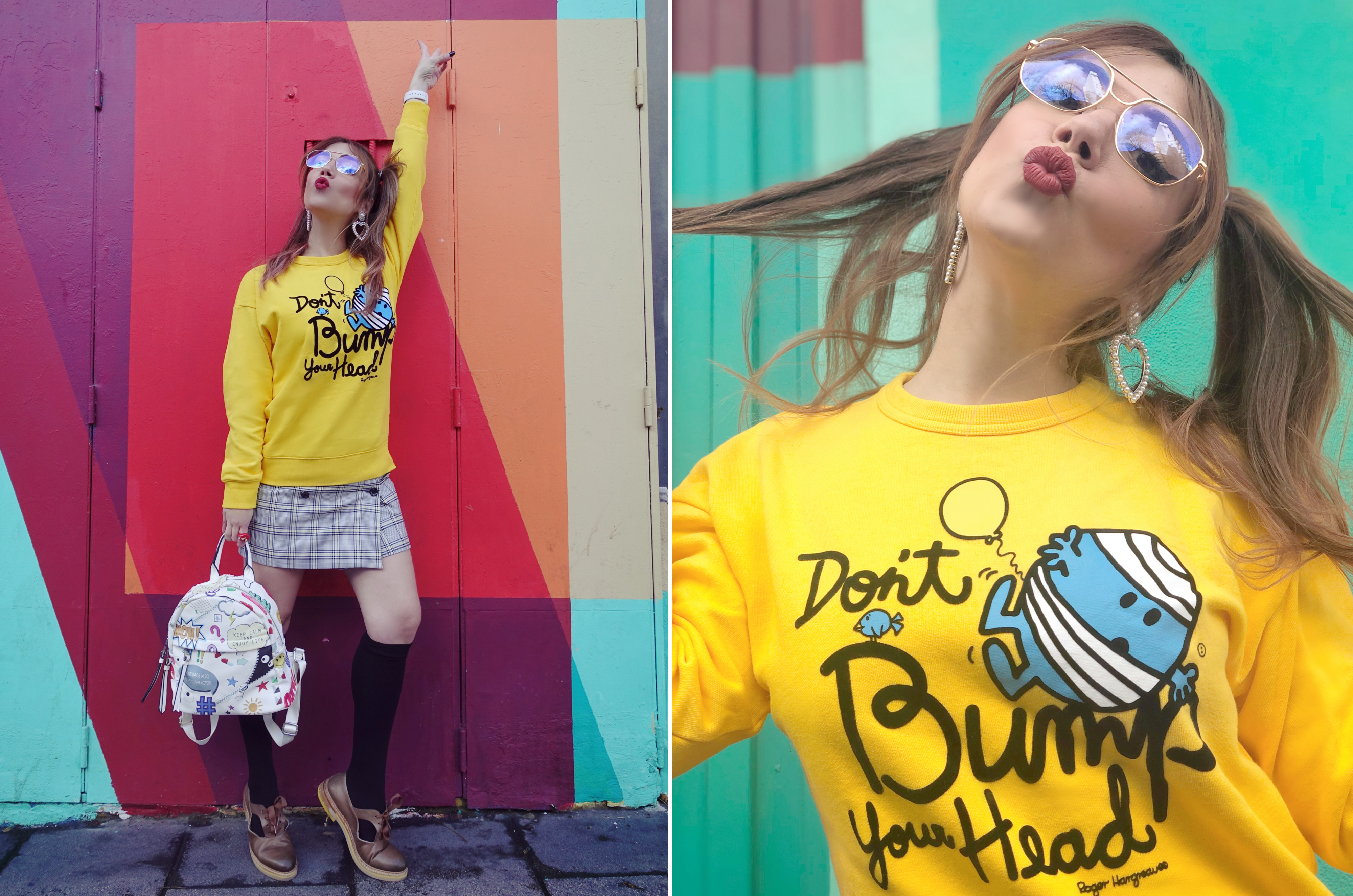 Bloog-de-moda-Chicadicta-PiensaenChic-influencer-fashionista-sudaderas-fashion-hkchocoolate-yellow-look-chic-adicta-Piensa-en-chic