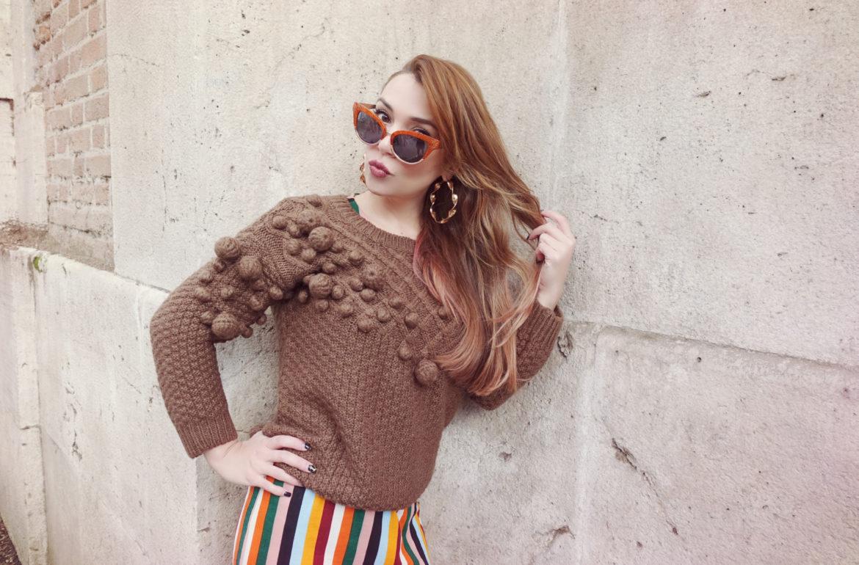 Sweater-weather-Piensaenchic-blog-de-moda-Chicadicta-influencer-fashinista-vestido-de-rayas-winter-outfit-chic-adicta-Piensa-en-chic